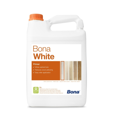 Bona White 5 Liter Parkettgrundierung für helle Optik
