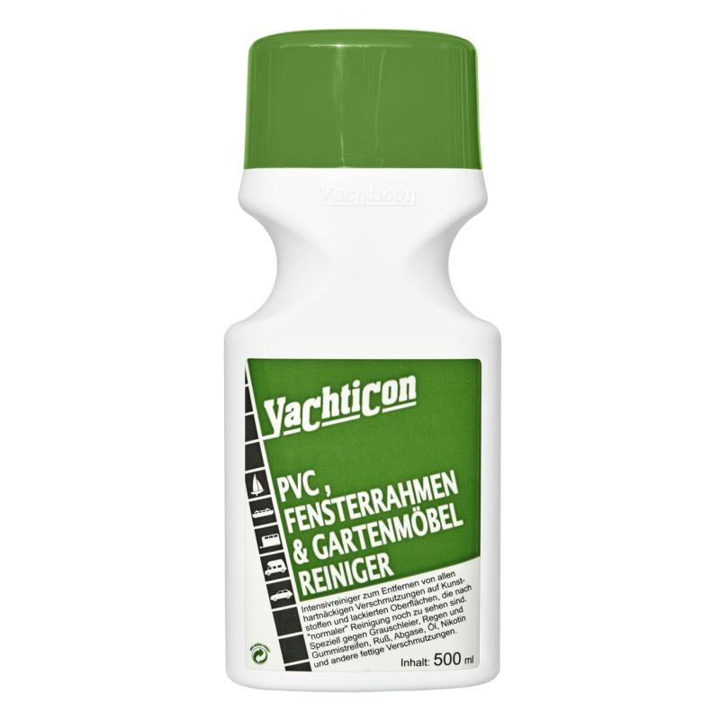 YACHTICON PVC Fensterrahmen & Gartenmöbel Reiniger 500 ml, 11,95 &euro