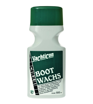 YACHTICON Boot Wachs 500 ml