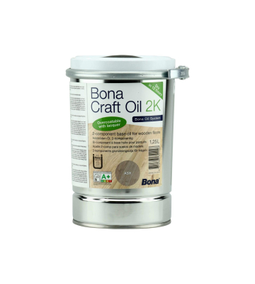 Bona Craft Oil 2K Ash 1,25 Liter