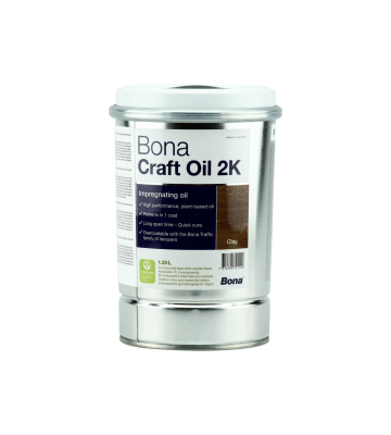 Bona Craft Oil 2K Clay 1,25 Liter
