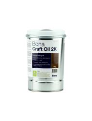 Bona Craft Oil 2K Clay 1,25 Liter braun