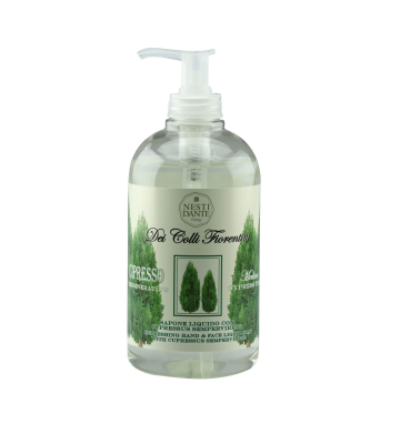 NESTI DANTE Liquid Soap Colli Fiorentini CYPRESS TREE 500...