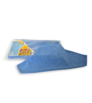 INNOTEC Clean and Shine Towels blau 5 Stck Packung