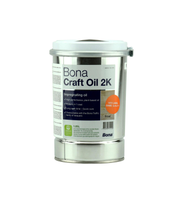 Bona Craft Oil 2K Frost 1,25 Liter