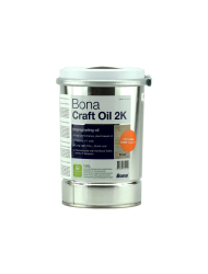 Bona Craft Oil 2K Frost 1,25 Liter weiß