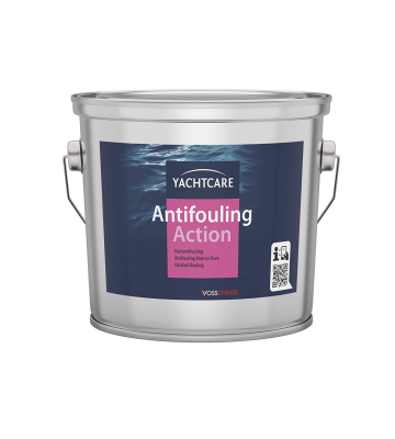 YachtCare Antifouling Action Hard AF 2,5 Liter off white (grau-weiß)