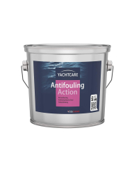 YachtCare Antifouling Action Hard AF 2,5 Liter blue