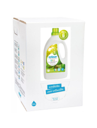 SODASAN COLOR Flüssigwaschmittel Limette 20 Liter Bag in Box