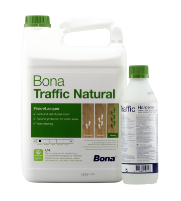 Bona TRAFFIC Natural 2 K ultramatt 5 Liter