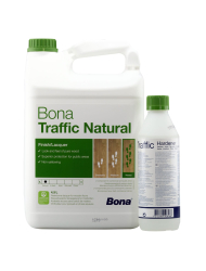 Bona TRAFFIC Natural 2K ultramatt 4,95 L (4,5 Liter +...