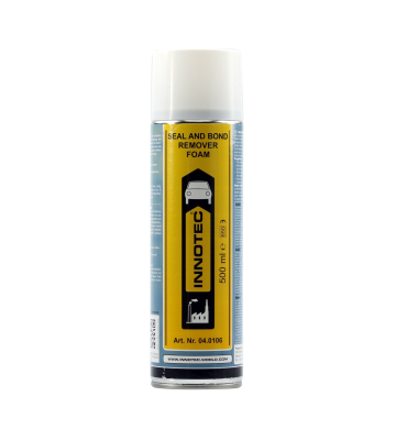 INNOTEC Seal and Bond Remover Foam 500 ml (Kleberesteentferner)