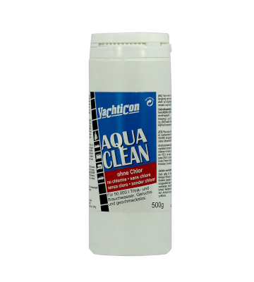YACHTICON Aqua Clean AC 50.000 ohne Chlor 500 g Pulver