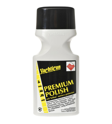 YACHTICON Premium Polish 500 ml mit Teflon surface protector