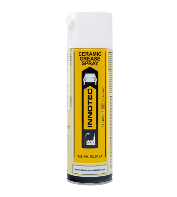 INNOTEC Ceramic Grease Spray 500 ml Montage- und...
