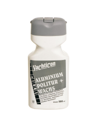 YACHTICON Aluminium Politur & Wachs 500 ml
