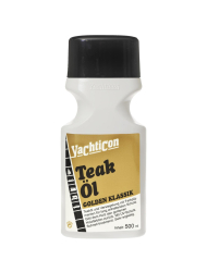 YACHTICON Teak Öl Golden Classic 500 ml