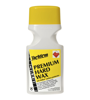 YACHTICON Premium Hard Wax 500 ml mit Teflon® surface protector
