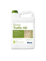 Bona TRAFFIC HD halbmatt 2K 4,95 Liter (4,5 L + 0,45 HD...