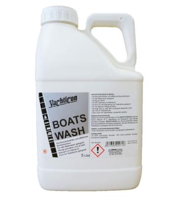 YACHTICON Boats Wash 5 Liter