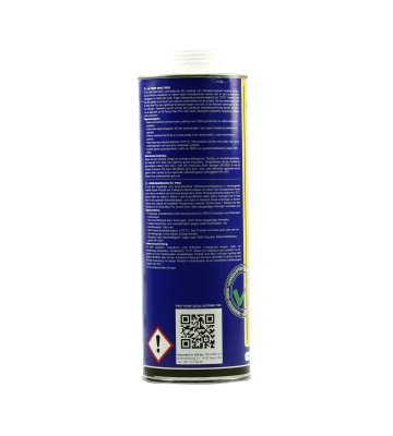 INNOTEC Hi Temp Wax PRO 1 Liter transparent...