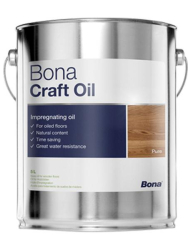 Bona Craft Oil PURE 5 Liter neutral