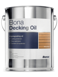 Bona Decking Oil Neutral 10 Liter Holzbodenöl...