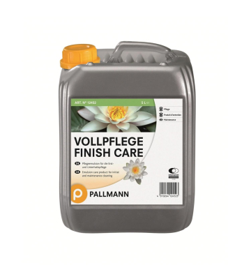 PALLMANN Vollpflege 5 Liter Finish Care